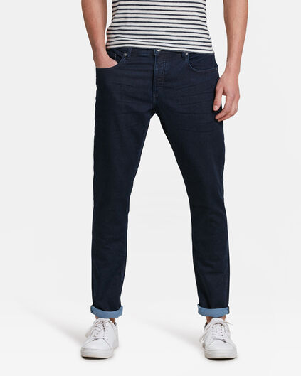 HERREN-SLIM-TAPERED-JOG-DENIM Indigo