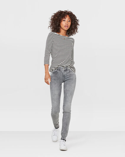DAMEN-MIDRISE-SUPERSKINNY-HIGH-STRETCH-JEANS Grau