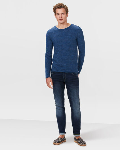 HERREN-SKINNY-TAPERED-JOG-DENIM Indigo