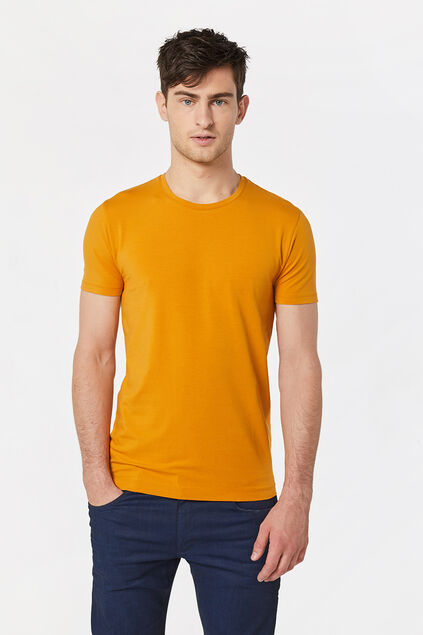T-shirt homme Or
