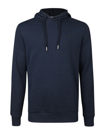 SWEAT-SHIRT A CAPUCHON SIDE STRIPE HOMME Bleu marine