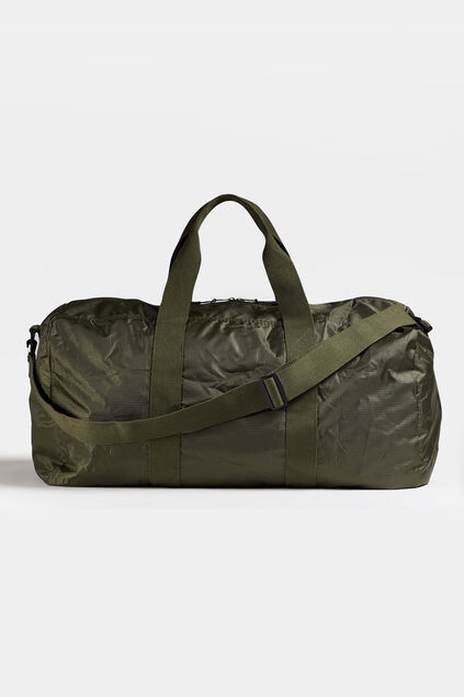 Sac de week-end repliable homme Vert armee