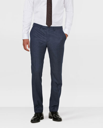 HERREN-REGULAR-FIT-ANZUGHOSE BERLIN Blau