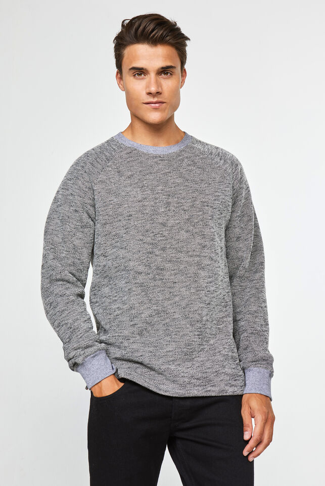 Sweat-shirt homme Multicolore