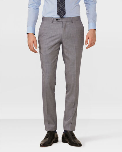 SLIM-FIT-HERRENHOSE WILSON Grau