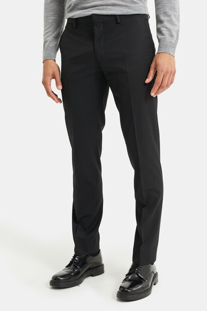 PANTALON SLIM FIT TOM HOMME Noir