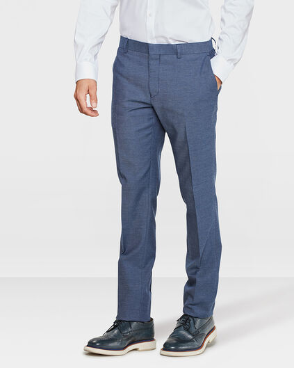 HERREN-SLIM-FIT-HOSE COLIN Marineblau