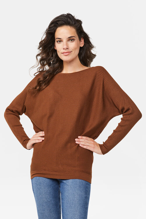 check out bbb79 21378 Damen Pullover - WE Fashion