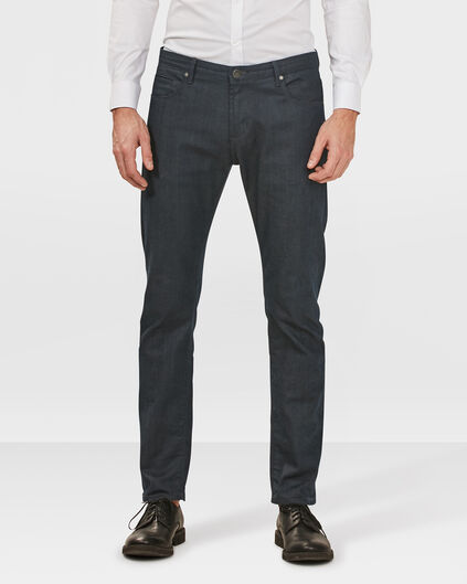 JEANS SLIM TAPERED COMFORT STRETCH HOMME Bleu
