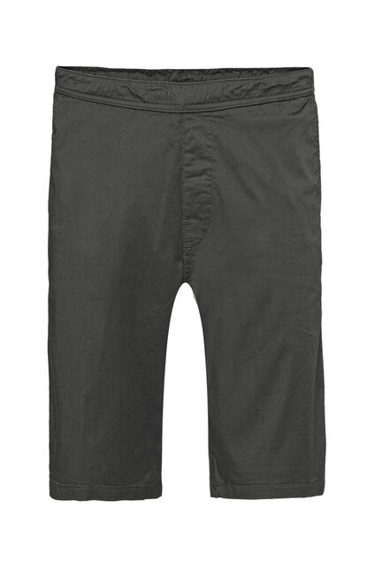 Herren-Regular-Fit-Chinoshorts Dunkelgrau