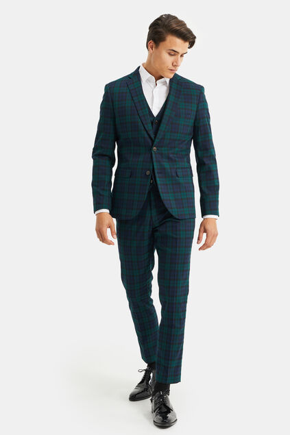 Costume homme slim fit, Darren Blackwatch