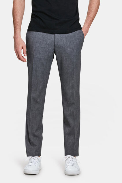 PANTALON SLIM FIT HOMME DALI Gris