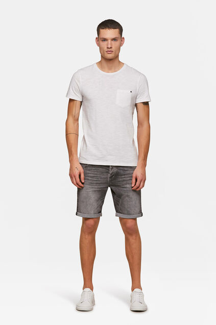 Short regular fit homme Gris
