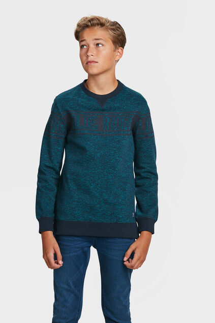 BLUE RIDGE JUNGEN-SWEATSHIRT Benzin