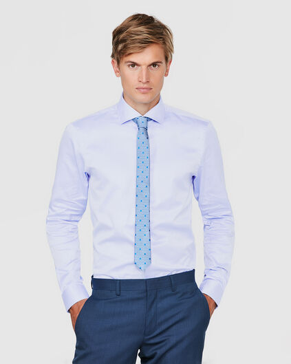 HERREN-REGULAR-FIT-HEMD Blau