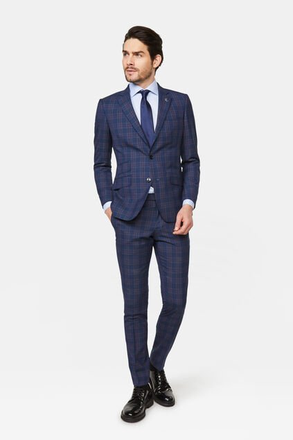 Costume homme slim fit Trapani
