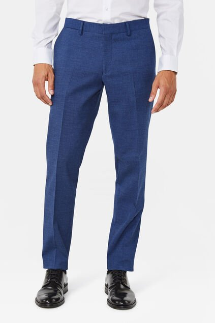Pantalon regular fit Benjamin homme Bleu marine