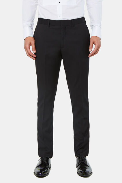 Pantalon de smoking slim fit dali home Noir