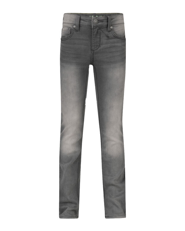 JOG DENIM SKINNY FIT GREY GARÇON Gris