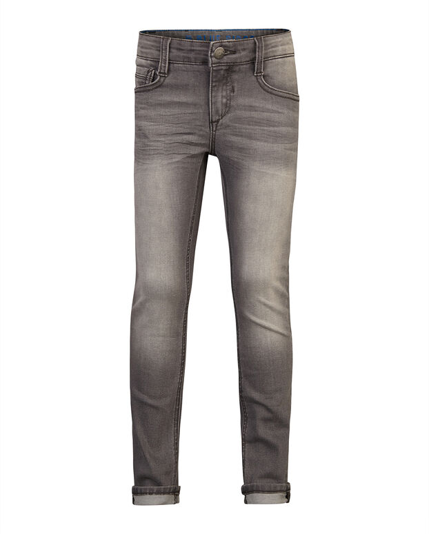 JUNGEN-SUPER-SKINNY-POWER-STRETCH-JEANS Grau