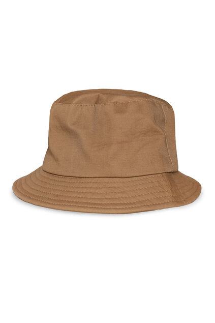 Bucket hat homme Beige