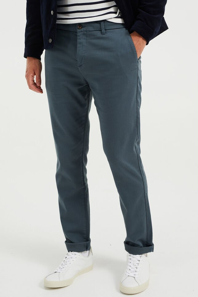 Chino slim fit homme l'Essence