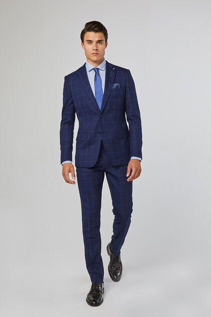 Costume slim fit wasco homme