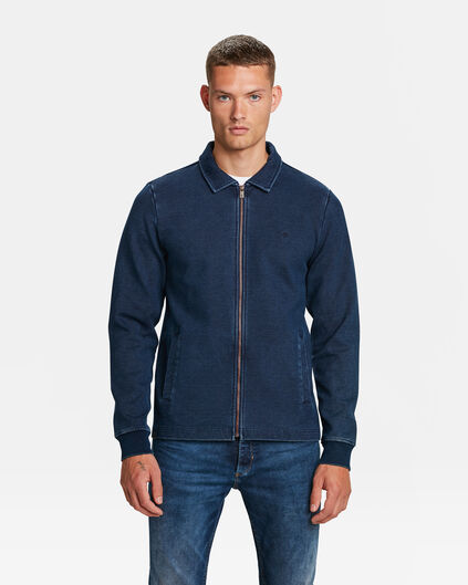 VESTE SWEAT BLUE RIDGE INDIGO HOMME Indigo