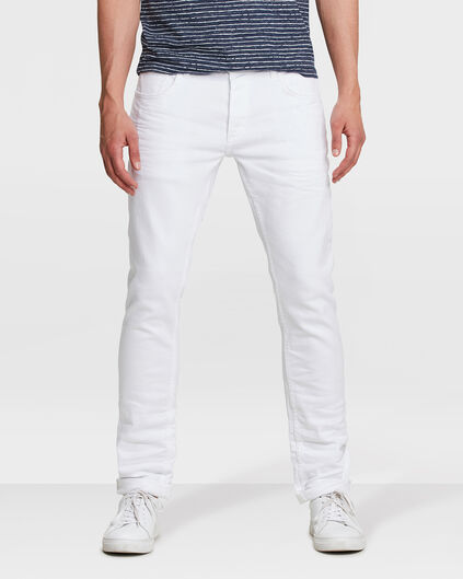 BLUE RIDGE HERREN-SLIM-FIT JEANS Weiß