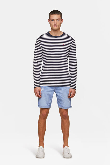 Short regular fit homme Bleu pastel