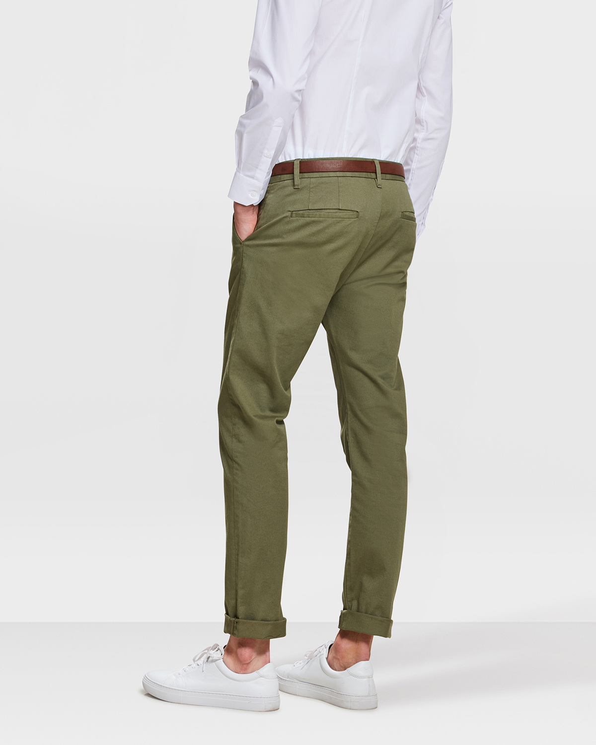 Chino skinny fit homme | 85146266 - WE Fashion