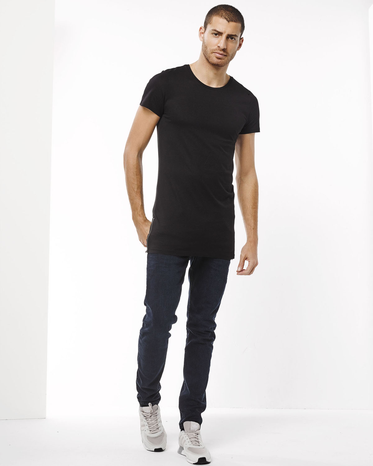 T-SHIRT HOMME EXTRA-LONG | 78666818 - WE
