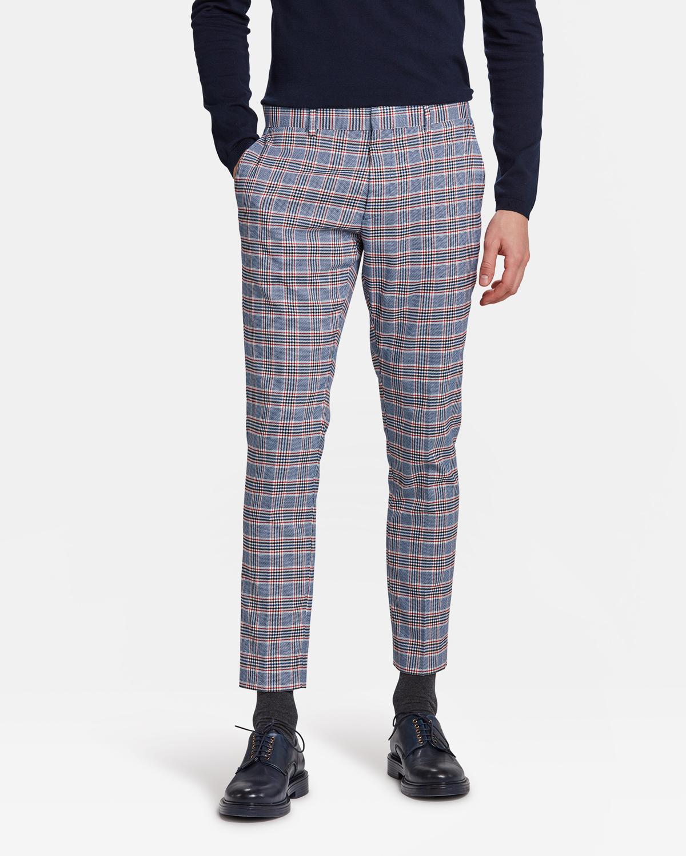 À Fit Homme91747709 We Pantalon Carreaux Skinny Fashion lF1TJ3Kc