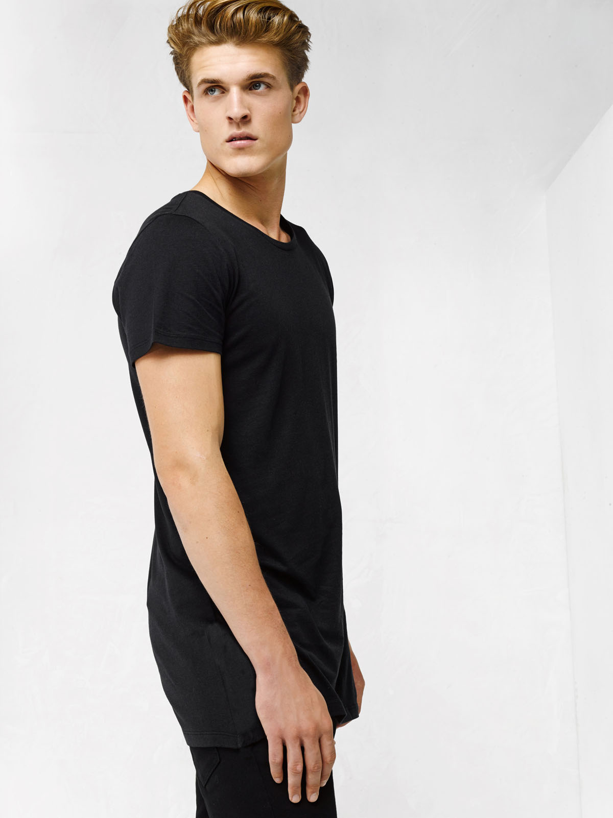 T-SHIRT HOMME EXTRA-LONG | 78447264 - WE